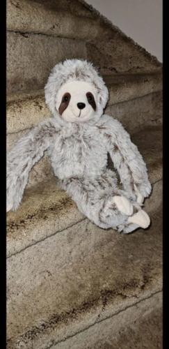 Śmieszny pluszak maskotka w kształcie zwierzaka - leniwca photo review