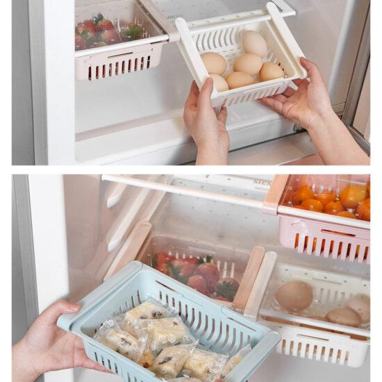 organizer do kuchni do lodówki