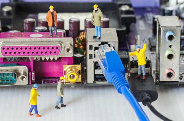 organizacja kabli