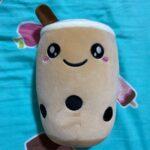 Śmieszny pluszak w kształcie kubka do BUBBLE TEA photo review