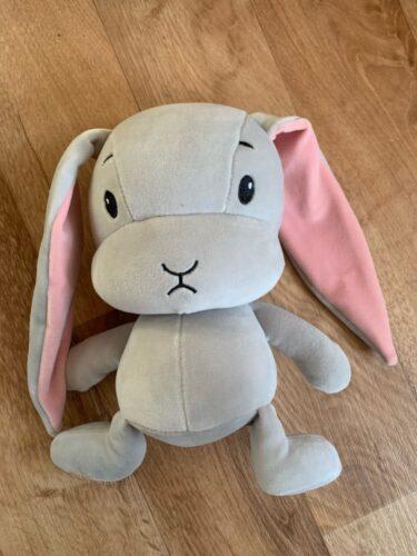 Śmieszny pluszak w kształcie królika photo review
