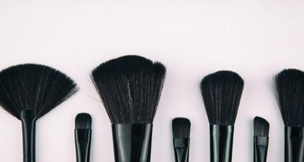 pędzle akcesoria do makijażu