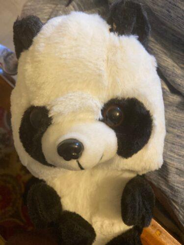 Śmieszne kapcie pandy photo review